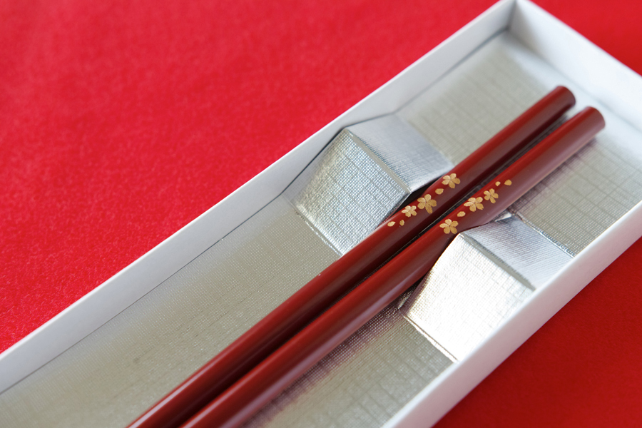 桜市松箸(赤)